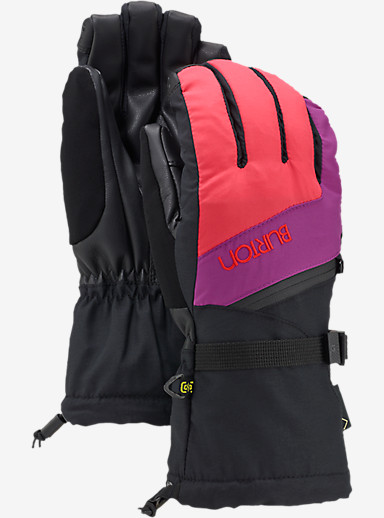 Burton Women's GORE-TEX® Glove shown in Tropic / Grapeseed / True Black