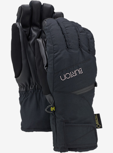 Burton Women's GORE-TEX® Under Glove shown in True Black