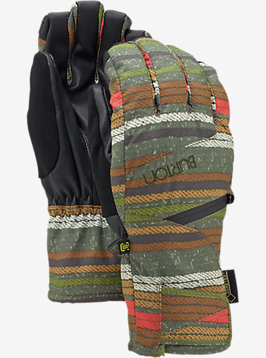 Burton Women's GORE-TEX® Under Glove shown in Blanket Stripe
