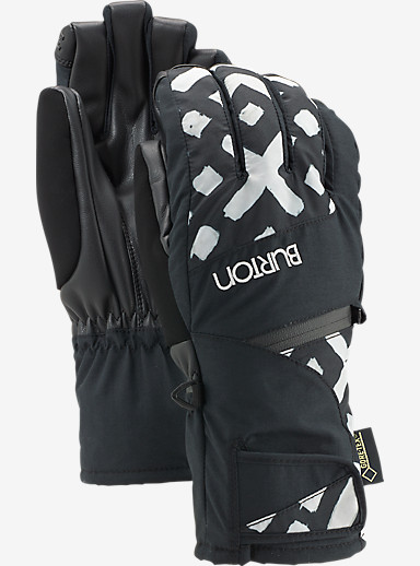 Burton Women's GORE-TEX® Under Glove shown in Geo / True Black