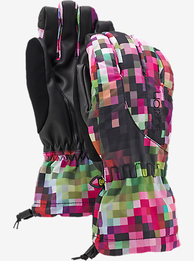 Burton Women's Profile Glove shown in Pixel Floral