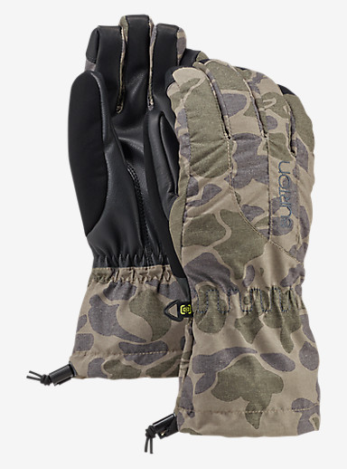 Burton Women's Profile Glove shown in Petal Camo