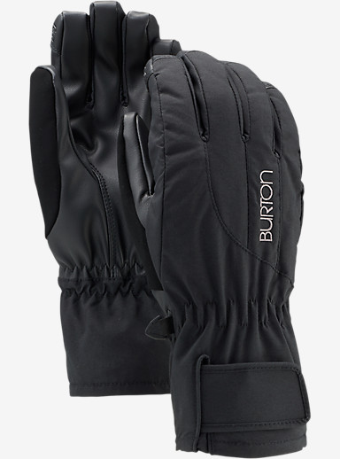 Burton Women's Profile Under Glove shown in True Black