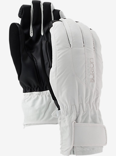 Burton Women's Profile Under Glove shown in Stout White