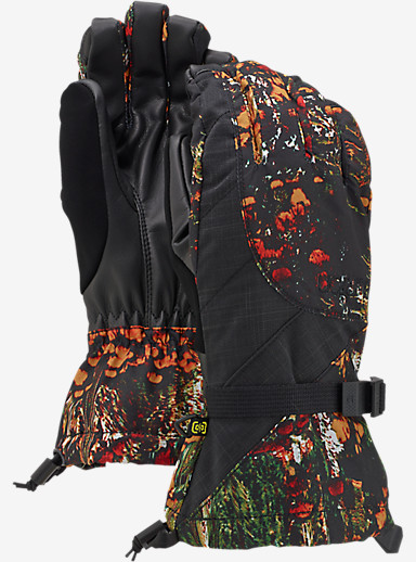 Burton Women's Approach Glove shown in Acid Floral