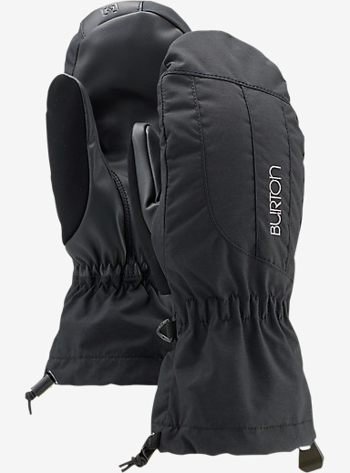 Burton Women's Profile Mitt shown in True Black