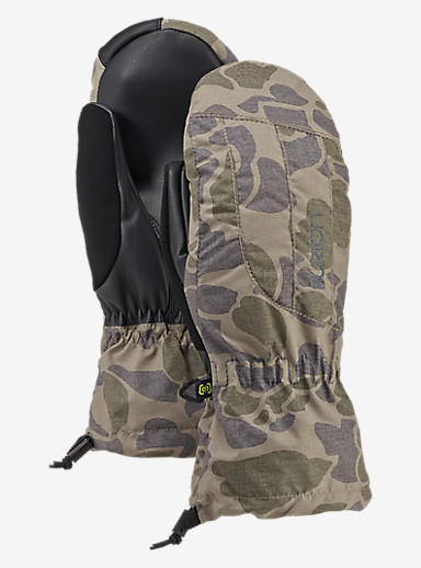 Burton Women's Profile Mitt shown in Petal Camo