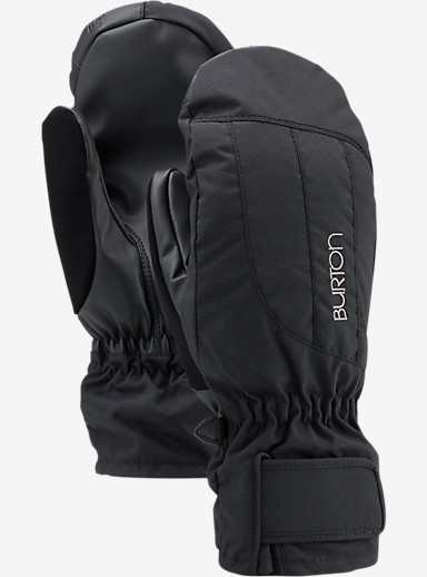 Burton Women's Profile Under Mitt shown in True Black