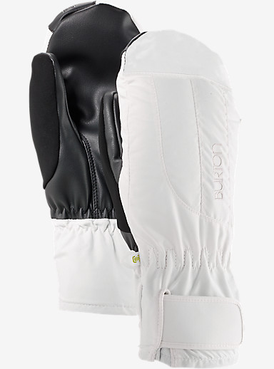 Burton Women's Profile Under Mitt shown in Stout White