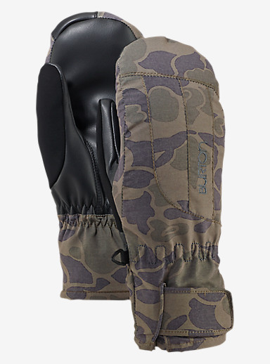 Burton Women's Profile Under Mitt shown in Petal Camo