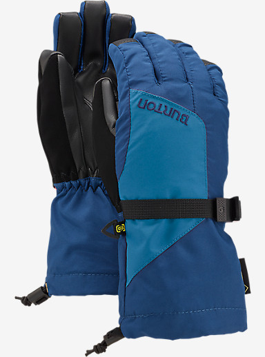 Burton Kids' GORE-TEX® Glove shown in Boro / Glacier Blue