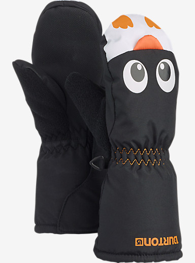 Burton Minishred Grommitt Mitt shown in Penguino