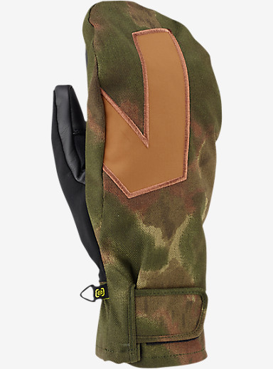 Analog Gentry Mitt shown in Ink Blot Camo