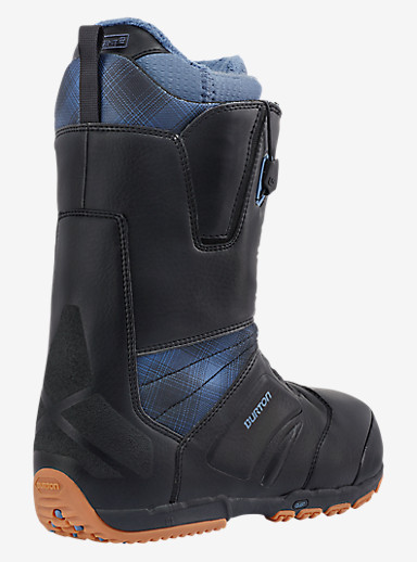 Burton Ruler Snowboard Boot shown in Black / Multi