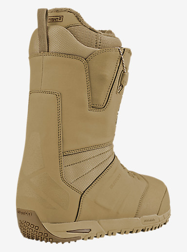 Burton Ruler Snowboard Boot shown in Militant