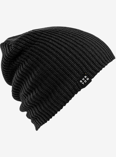 Burton All Day Long Beanie shown in True Black