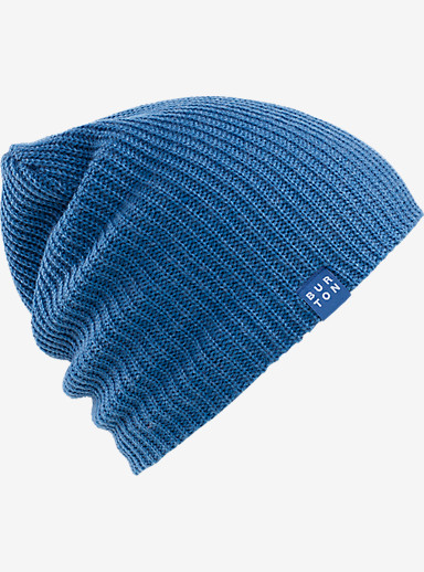 Burton All Day Long Beanie shown in Glacier Blue Heather