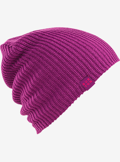 Burton All Day Long Beanie shown in Grapeseed