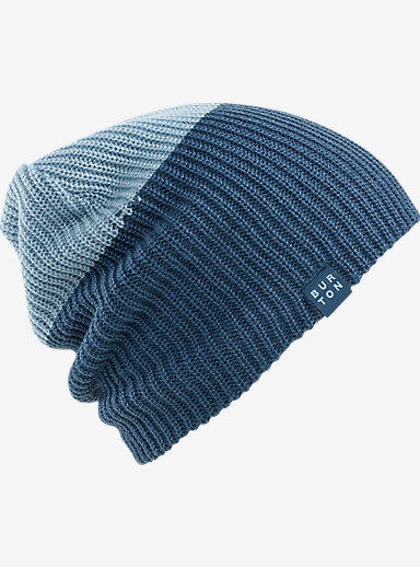 Burton All Day Long Beanie shown in Washed Blue / Larksupr