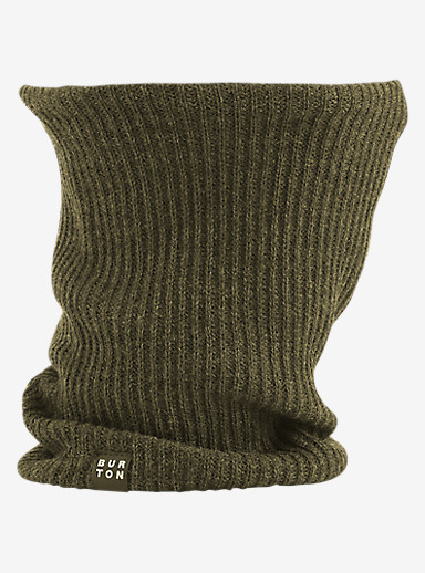Burton Truckstop Neck Warmer shown in Keef Heather