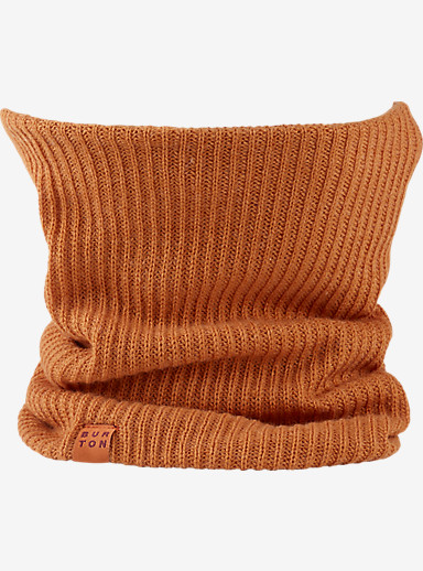 Burton Truckstop Neck Warmer shown in Maui Sunset Heather