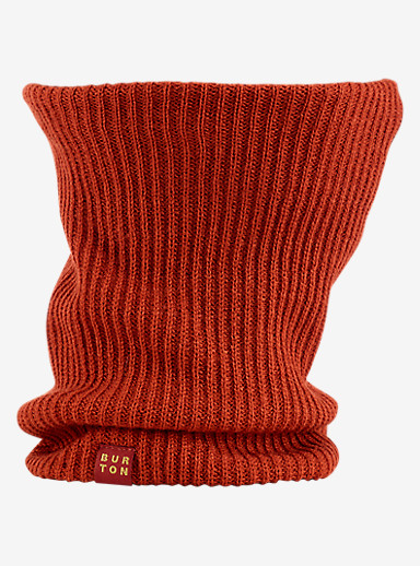Burton Truckstop Neck Warmer shown in Picante