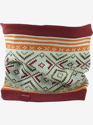 Burton Poledo Neck Warmer shown in Tawny