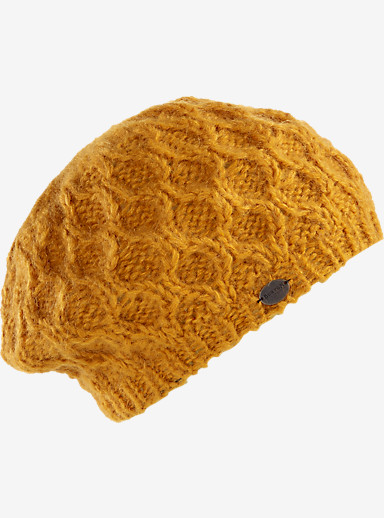 Burton Honeycomb Beanie shown in Squashed