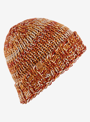 Burton Saltnpepper Beanie shown in Squashed / Picante / Canvas