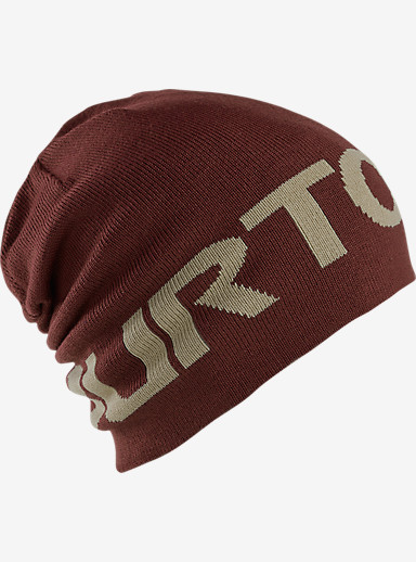 Burton Billboard Beanie shown in Tawny / Grayeen