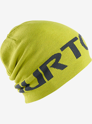 Burton Billboard Beanie shown in Venom / Faded
