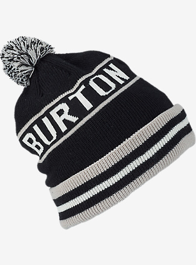 Burton Trope Beanie shown in True Black