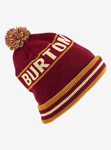 Burton Trope Beanie shown in Wino