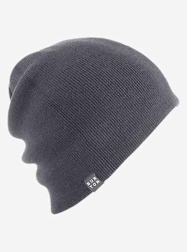 Burton Silverman Beanie - Reversible shown in Faded / True Black