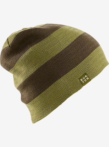 Burton Silverman Beanie shown in Algae / Keef