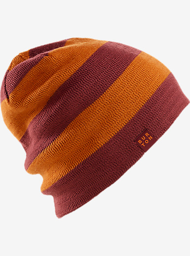 Burton Silverman Beanie shown in Tawny / Maui Sunset