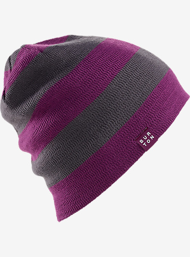 Burton Silverman Beanie shown in Double Cup / Faded