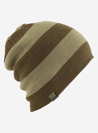 Burton Silverman Beanie - Reversible shown in Rucksack / Keef
