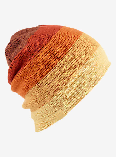 Burton Silverman Beanie - Reversible shown in PI