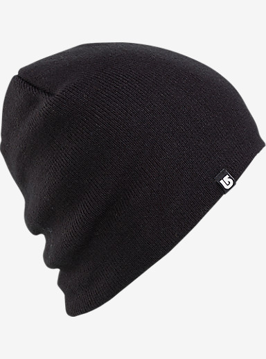Burton Tech Beanie shown in True Black