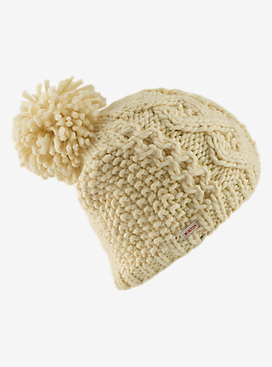 Burton Katie Joe Beanie shown in Canvas