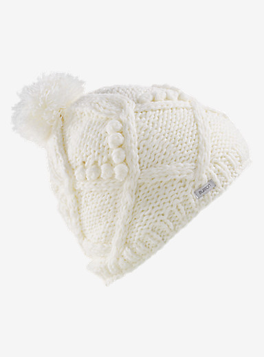 Burton Chloe Beanie shown in Stout White