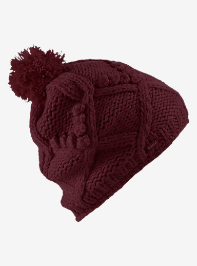 Burton Chloe Beanie shown in Sangria