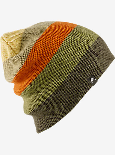 Burton Serviced Beanie shown in Keef