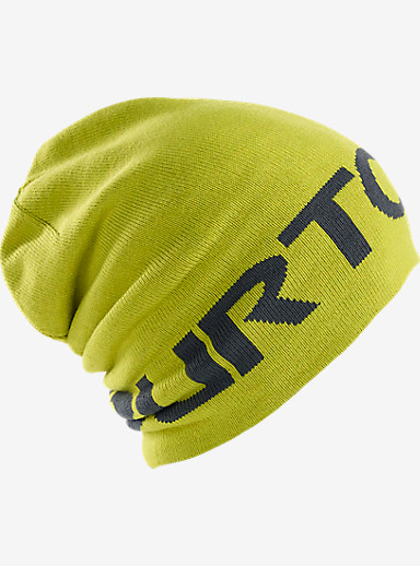 Burton Billboard Slouch Beanie shown in Venom / Faded
