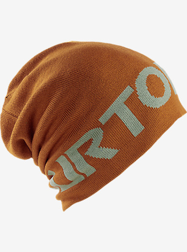 Burton Billboard Slouch Beanie shown in Maui Sunset / Overcast
