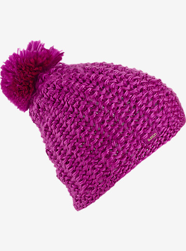 Burton Guess Again Beanie shown in Grapeseed