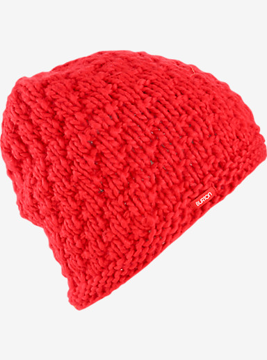 Burton Big Bertha Beanie shown in Burner