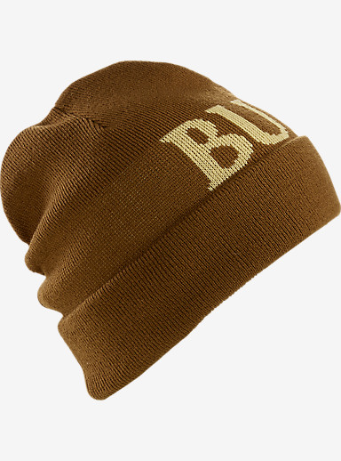 Burton Duxbury Beanie shown in Beaver Tail