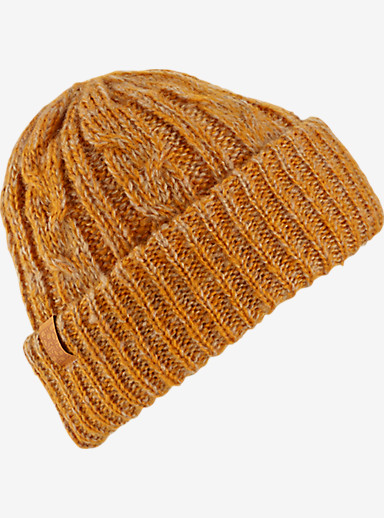 Burton Bone Cobra Beanie shown in Squashed / True Penny